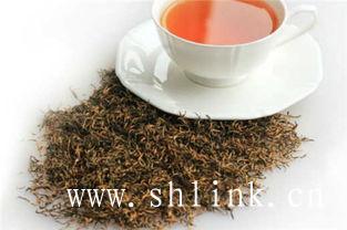 祁门红茶一种天然的健康茶饮料