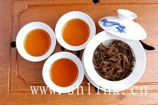 祁门红茶的营养成分,如下!