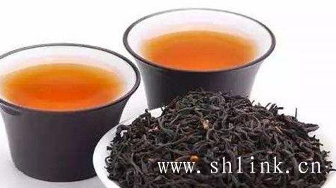 喝云南红茶—消炎杀菌